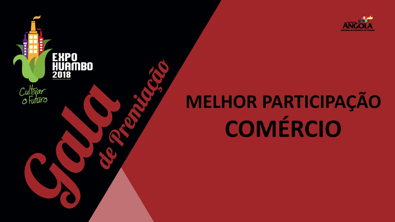 Categoria Comércio