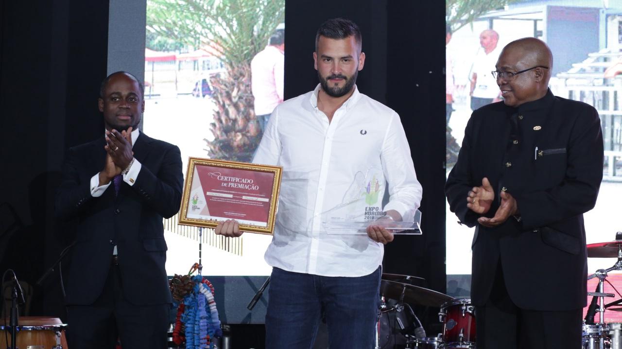 Categoria Construção - Vencedor OMATAPALO